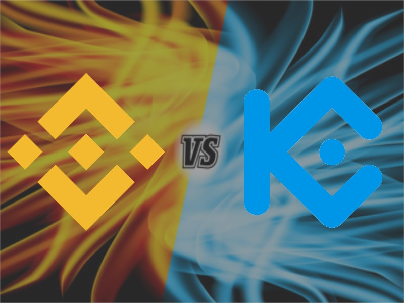 binance exchange vs kucoin exchange