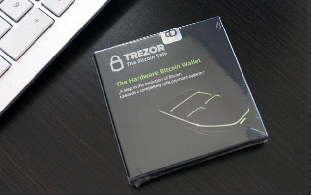 trezor the bitcoin safe