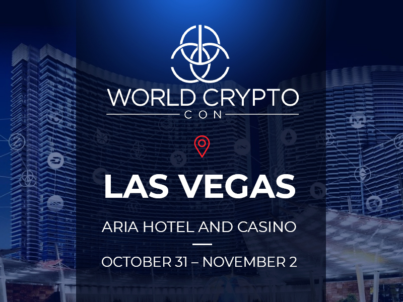 World Crypto Con Launches Blockchain Summit