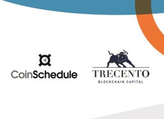 Coinschedule and Trecento Blockchain Capital