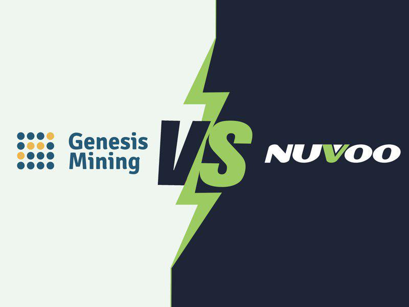 Nuvoo Cryptocurency Mining