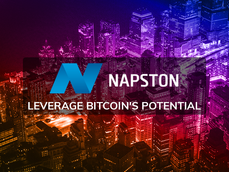 Napston Automated Cryptocurrency Trading Platform