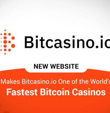 Bitcasino.io World's Fastest Bitcoin Casinos