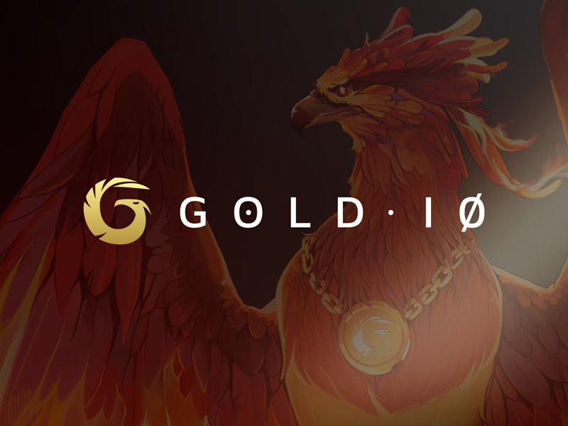 Gold Backed Crypto Exchange