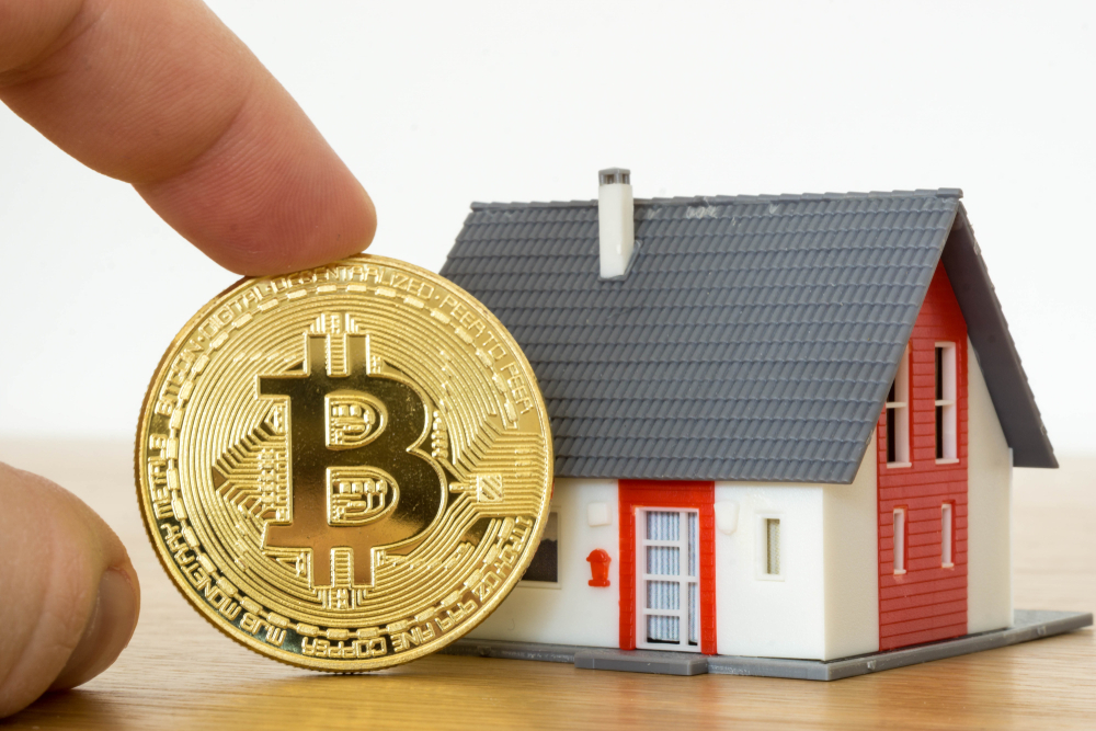 bitcoin and real estate