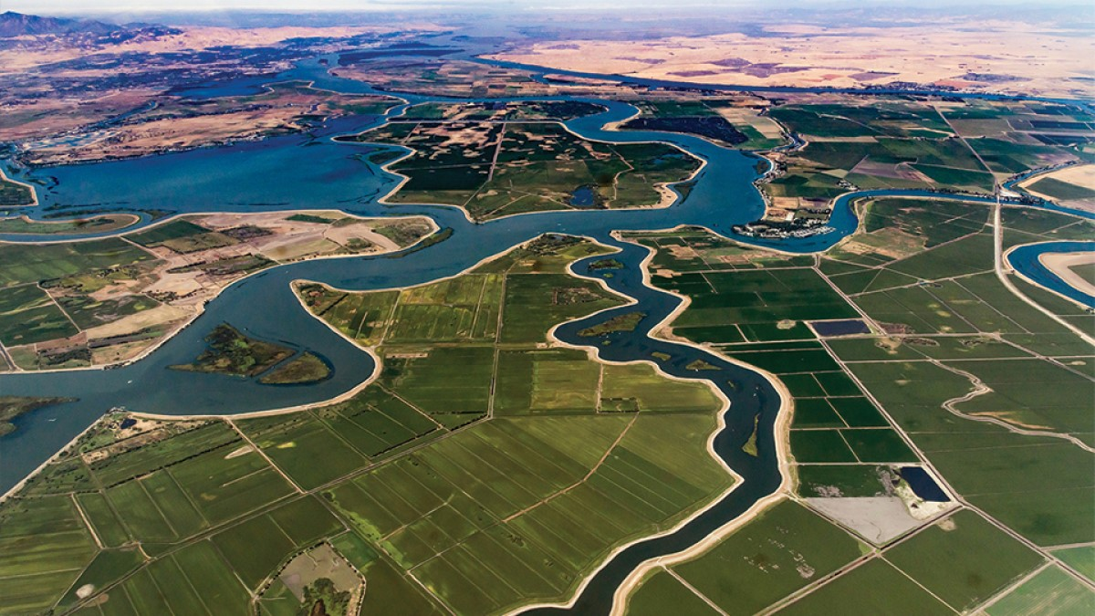 IBM Blockchain Assists Groundwater Pilot in Drought-Prone California