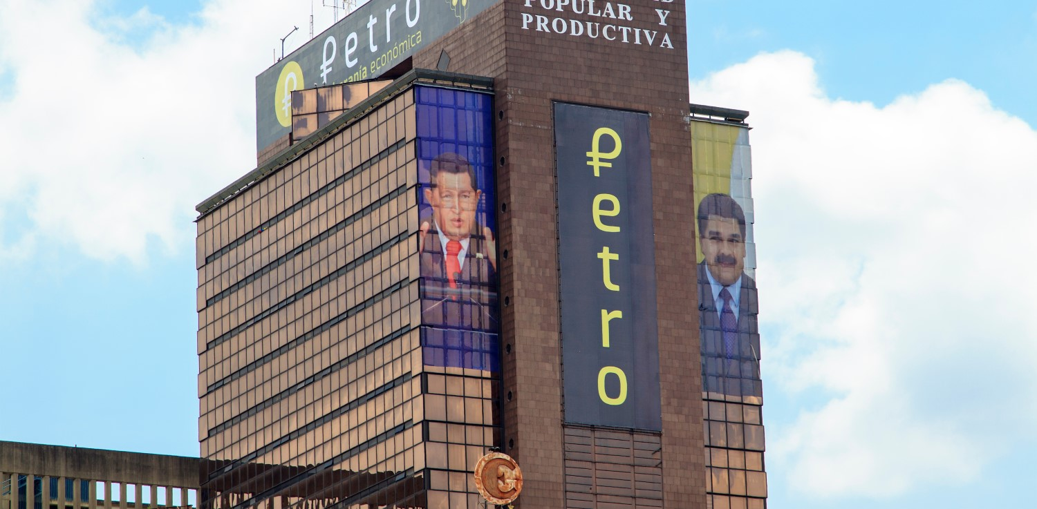 US Treasury Sanctions Russian Bank Over Links to Venezuela's Petro