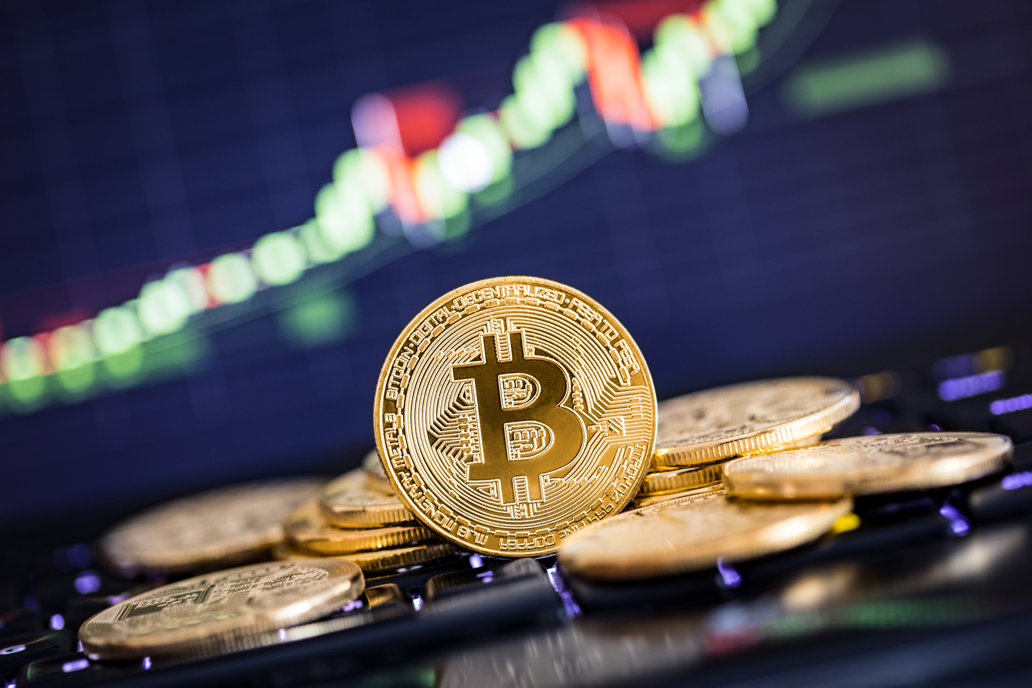 Strong Bitcoin Volumes Bode Well for Price Breakout