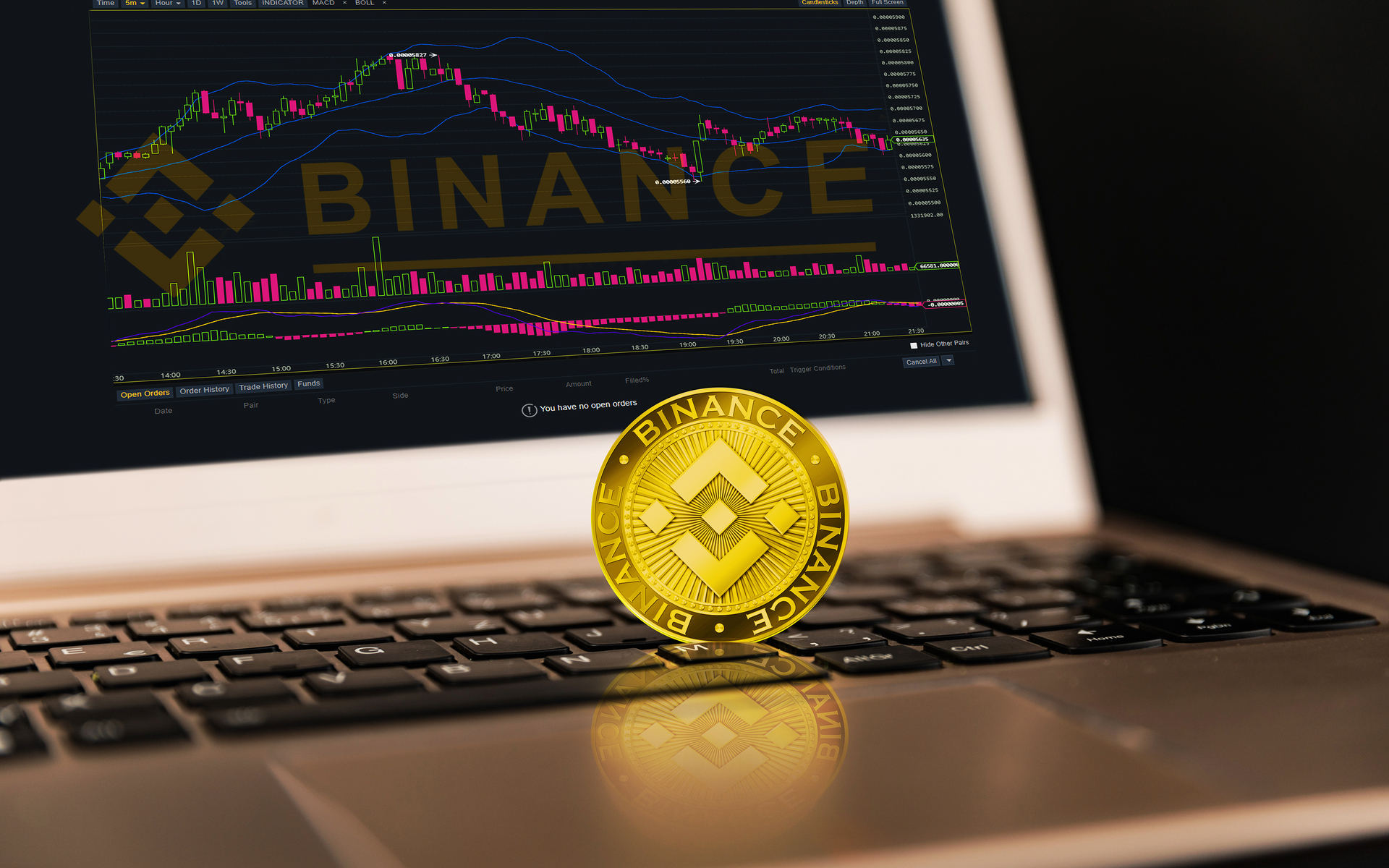 Binance Coin Soars as Next Launchpad Sale Will Be Lottery Format