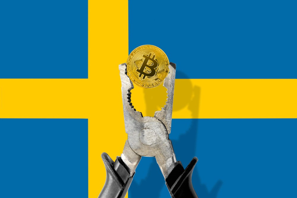 Hackers Hijack Twitter of Sweden's Ruling Party for Some Bitcoin Mischief