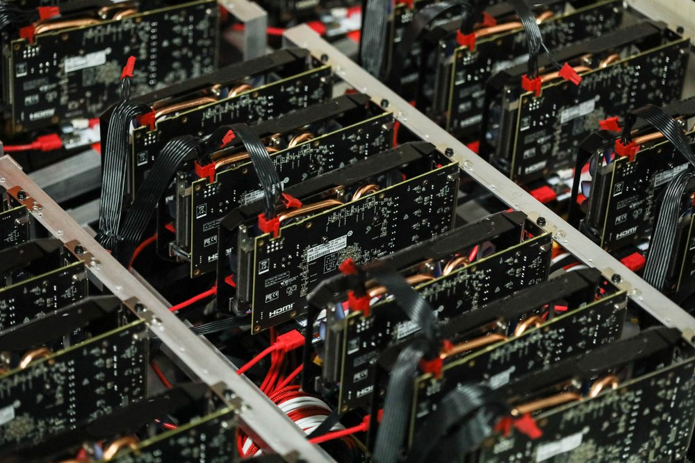 Brazilian Police Accidentally Discover Money Laundering Bitcoin Mining Farm