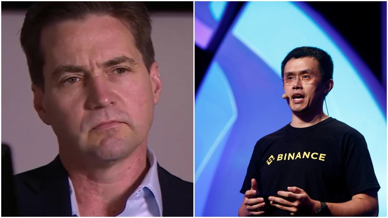 'Craig Wright Is a Fraud.' Binance Chief Changeng Zhao Slams 'Not Satoshi'