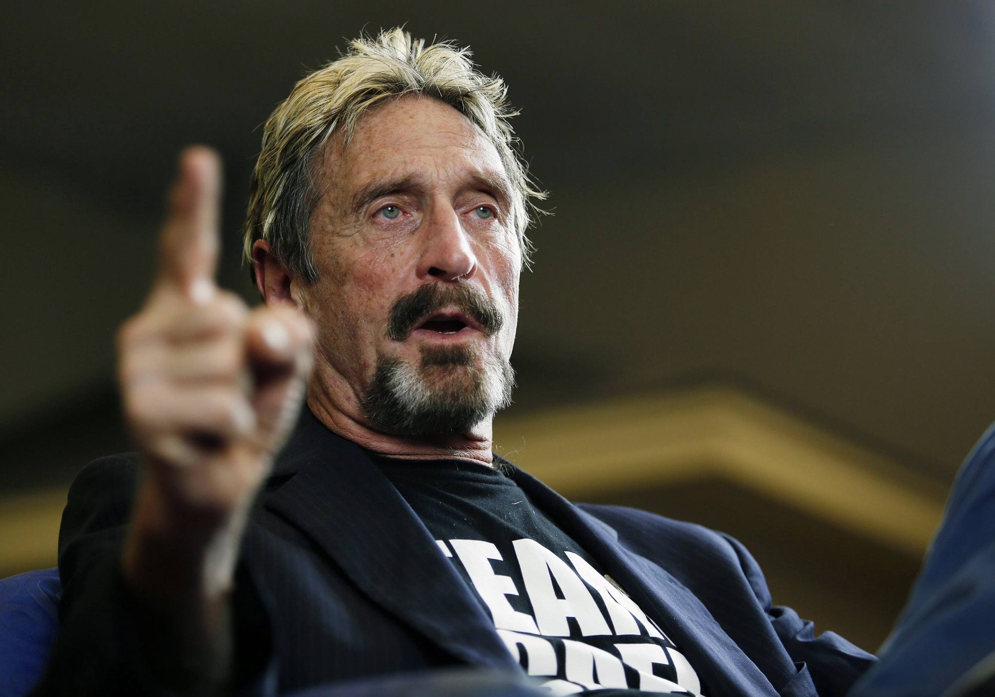 Bitcoin Will Hit $1 Million in 2020 Because Maths, Stupid: John McAfee