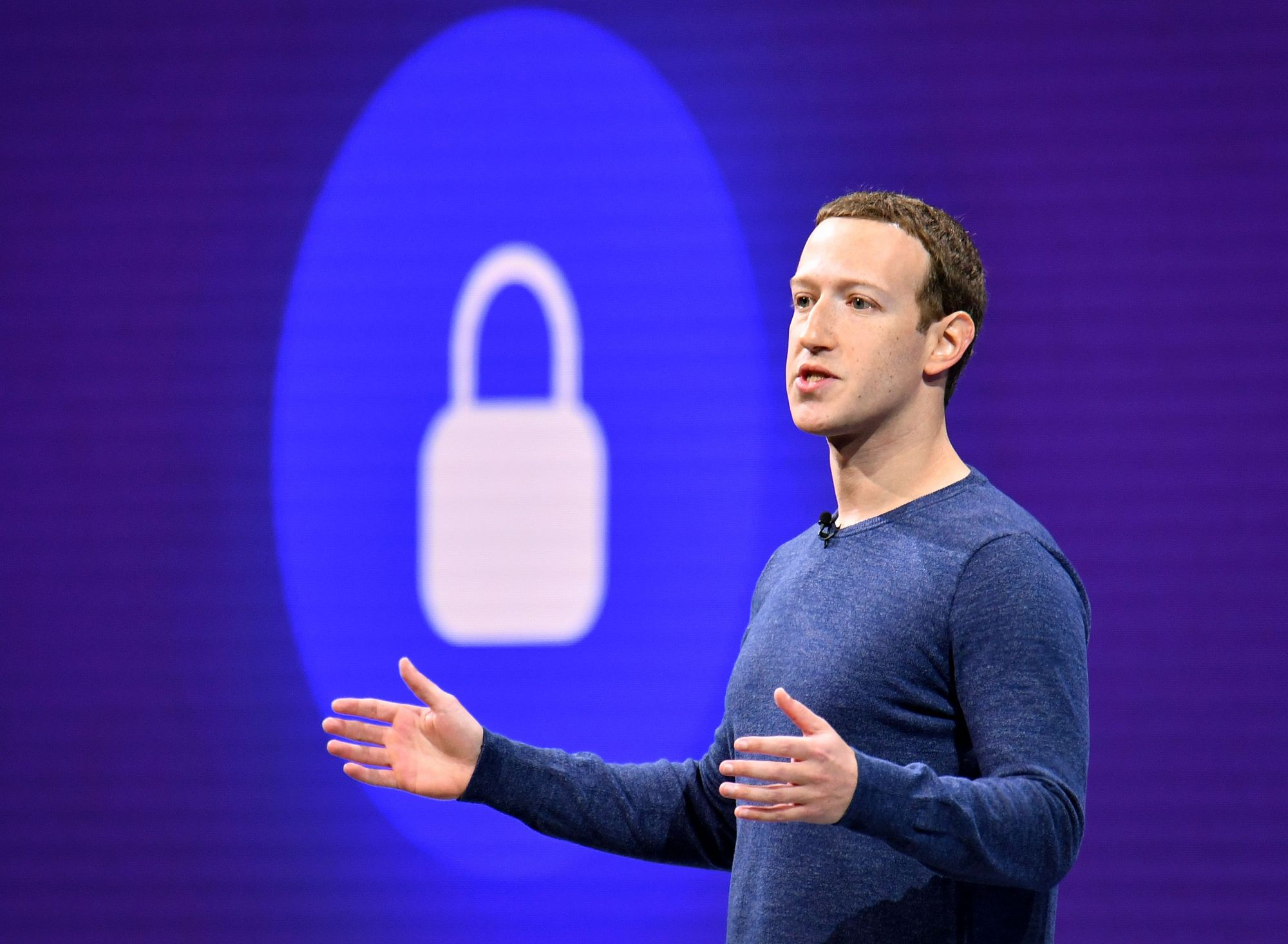 Binance CFO Rips Facebook's Blockchain Under Megalomaniac Zuck