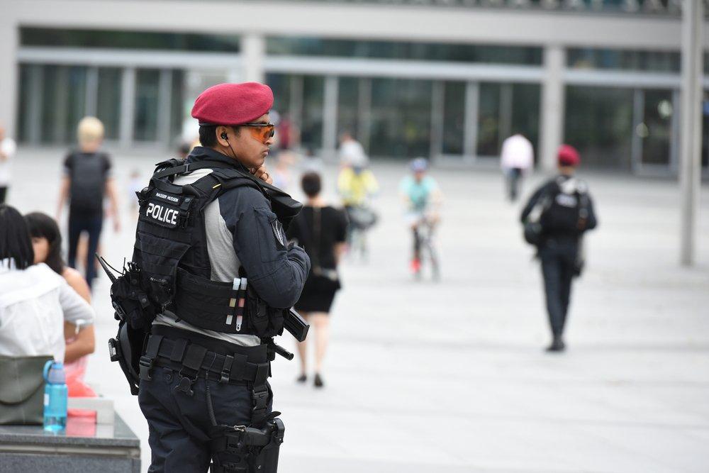 Singapore Police Rescue Victim from Elaborate Bitcoin Machine Scam