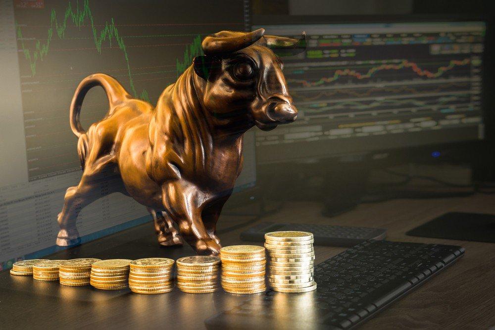Bitcoin Price Races Toward Wildly-Bullish 'Golden Cross'