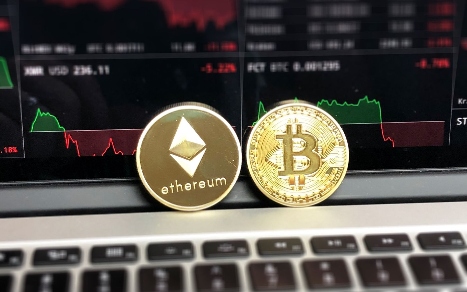 Ethereum Price Analysis: ETH Shadowing Bitcoin Price Action