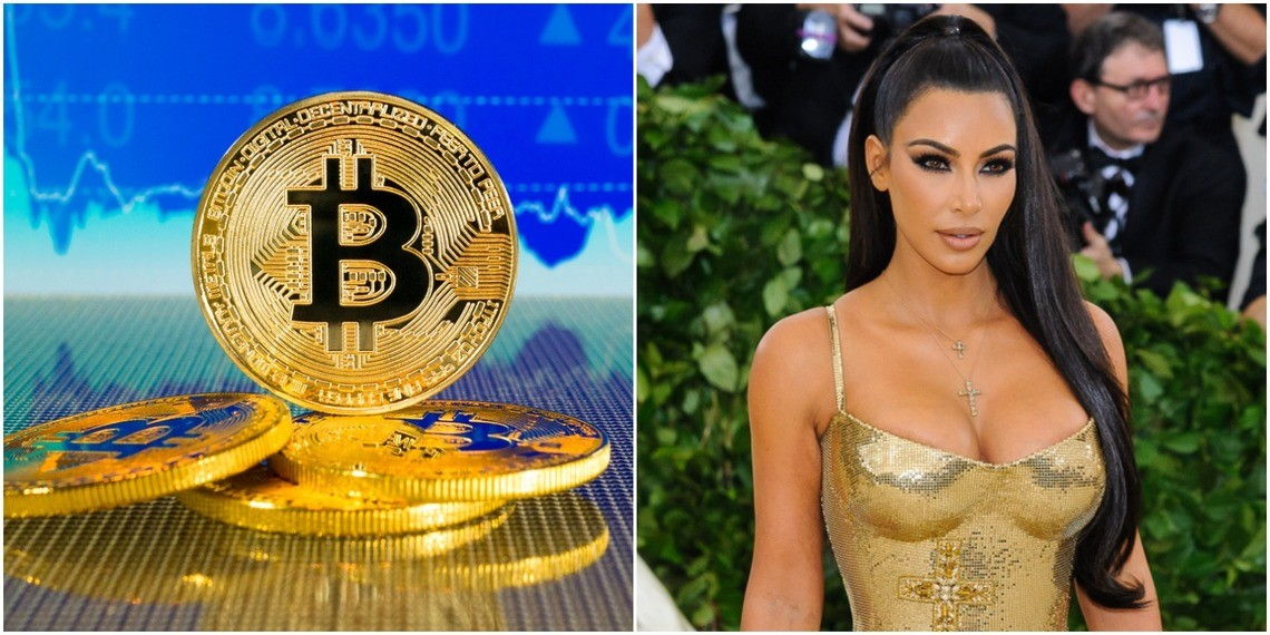 bitcoin kim kardashian google searches