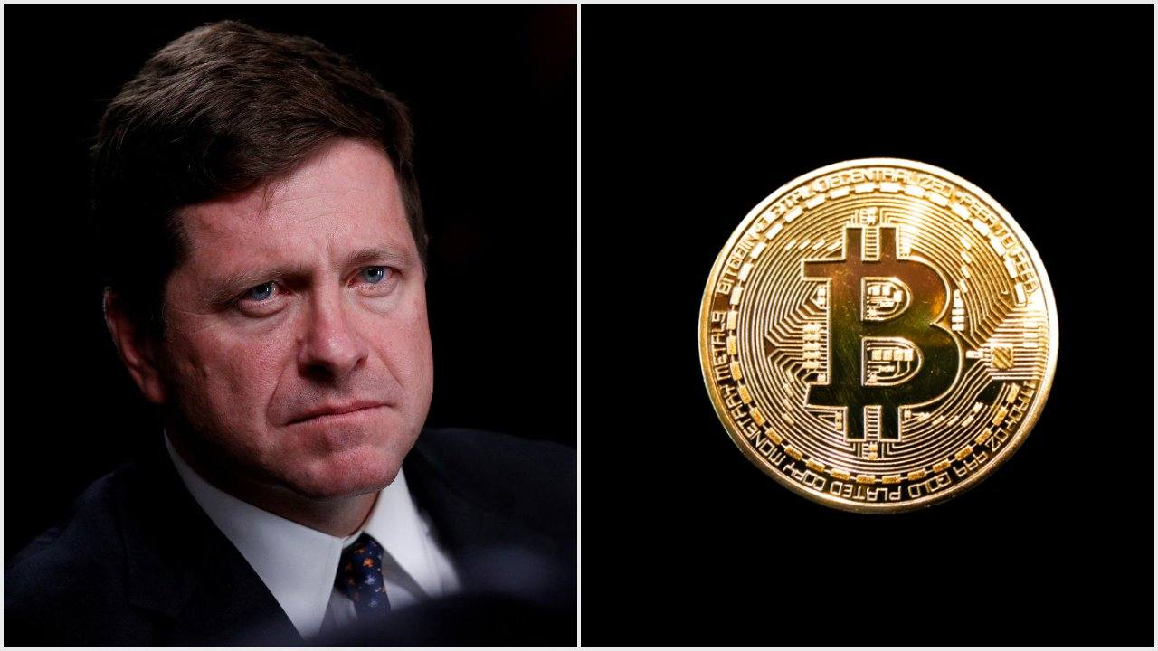 Bitcoin Is Not Like Stocks, 'We Won't Flip a Switch on Crypto'