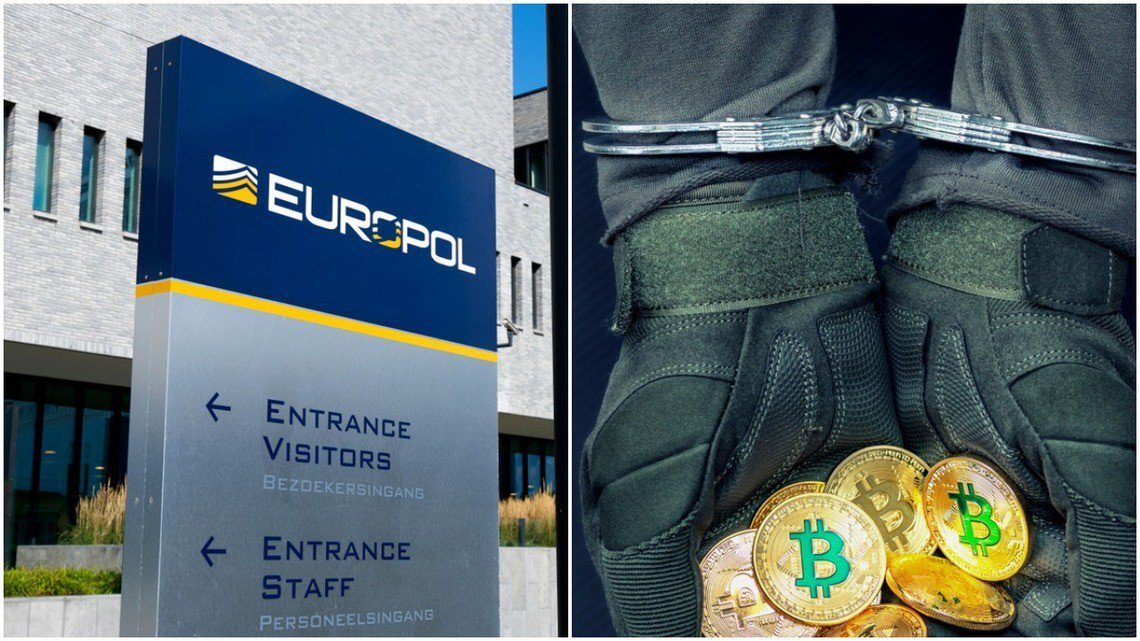 Europol Nabs Crypto Thieves Behind International $27 Million Heist