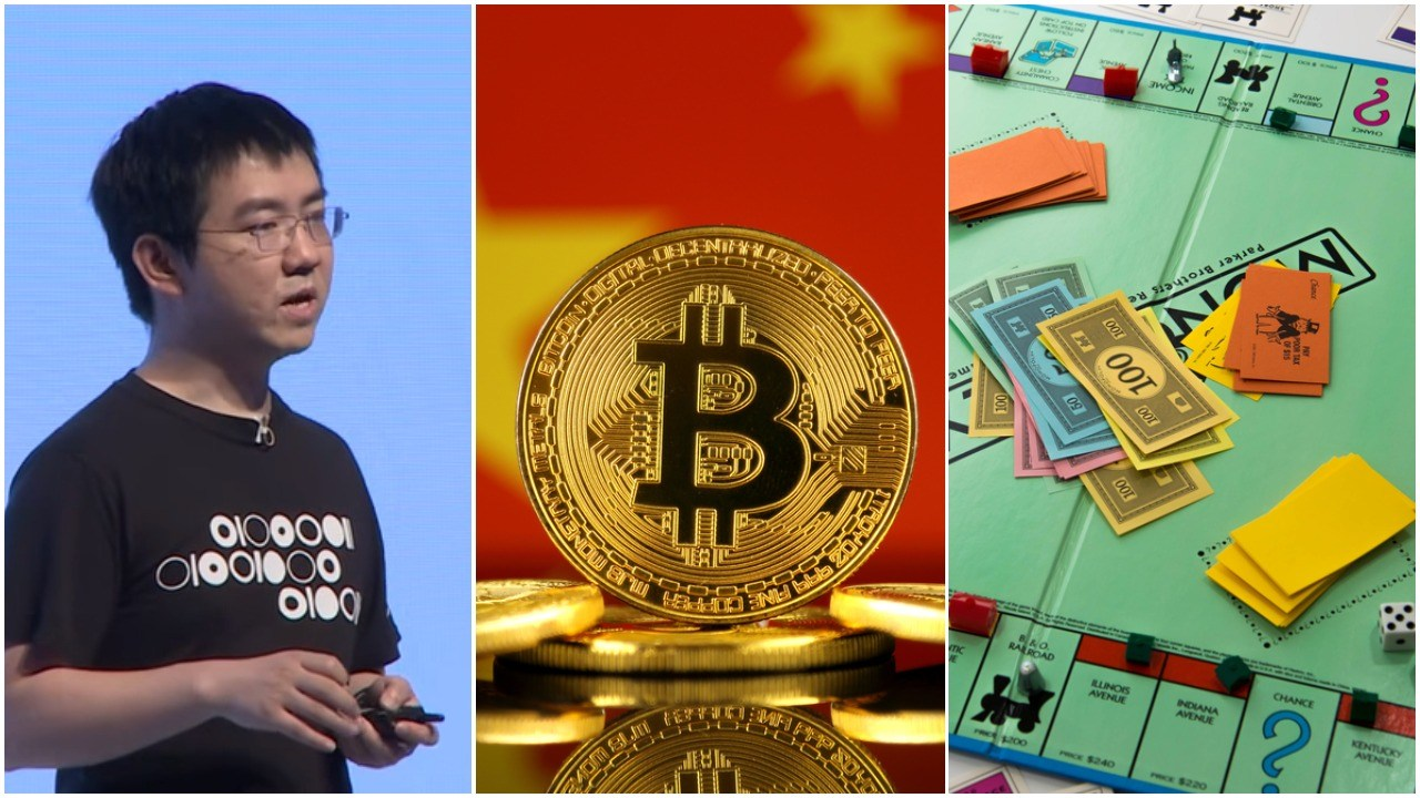 Ex-Bitmain CEO Jihan Wu Unveils China's Future Bitcoin Monopoly