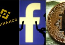 Facebook, Binance, Chinese Yuan Combine to Boost Bitcoin above $9000