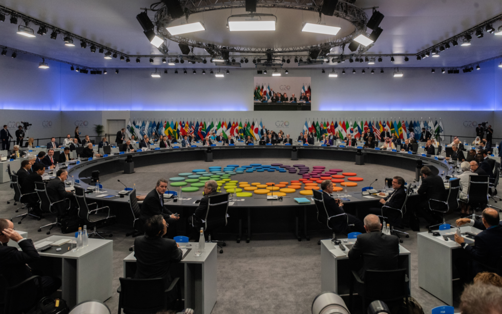 Bitcoin Back In G20 Spotlight As Industry Meets FATF Over Data Demands