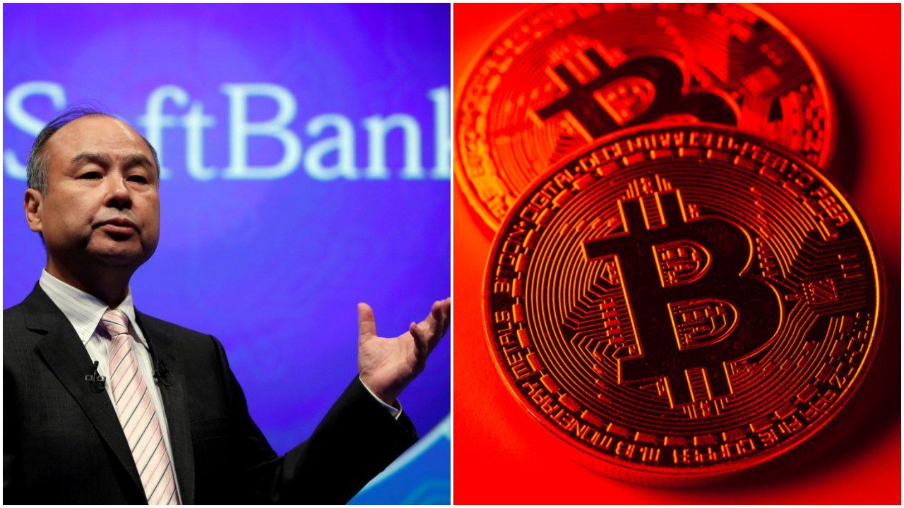 $100 Billion Softbank Fund Flops After CEO Exposes Monster Bitcoin Loss