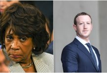 Maxine Waters Looks to Stall Facebook on Libra, Zuck Wins Regardless