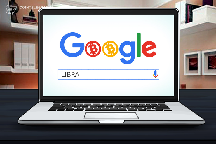China Leads the World in Google Searches for Facebook's Libra