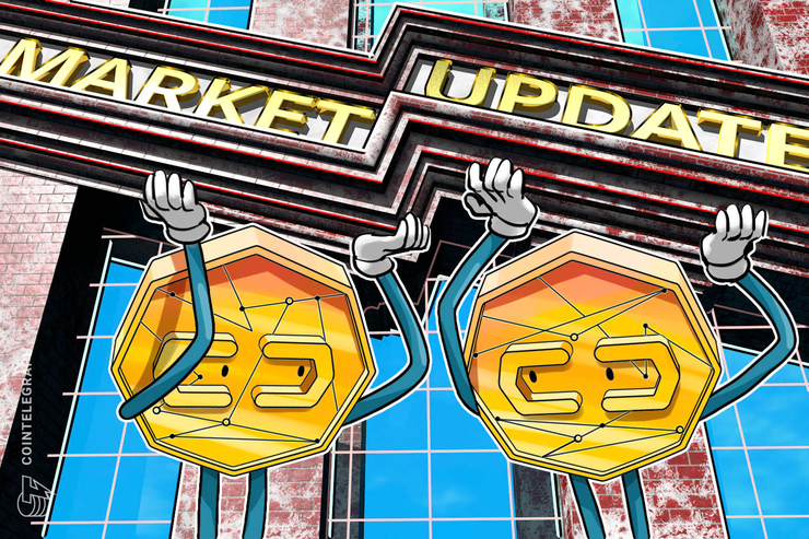 Bitcoin Falls Under $10,800 as US Stock Market Sees Minor Downturn