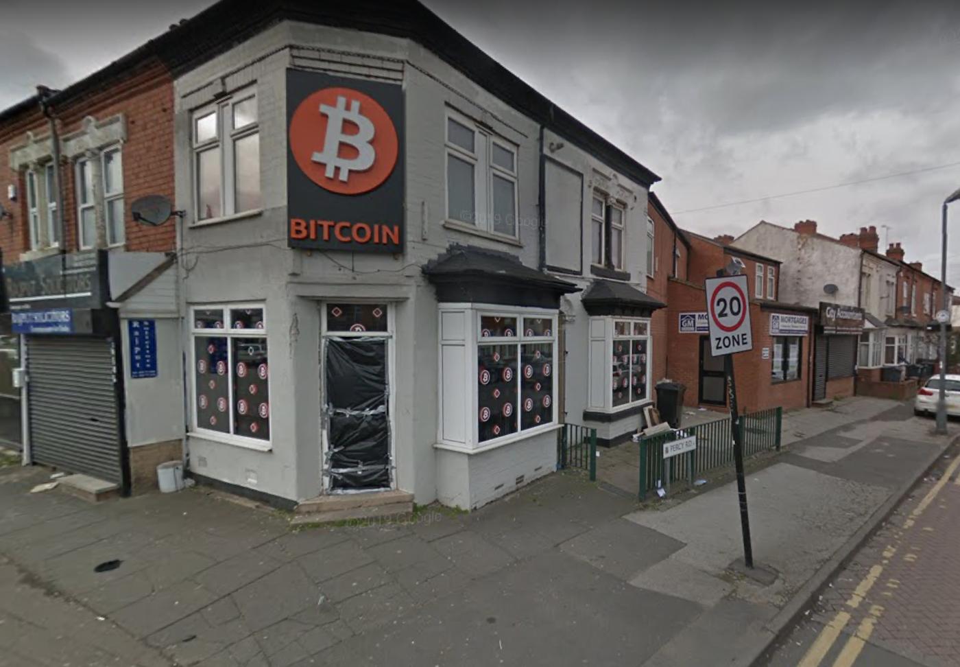 UK Thieves Burgle Bitcoin Center, Find Zilch