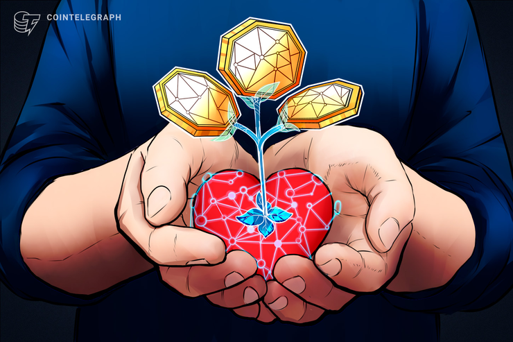 Fidelity Charitable Received Over $100M in Crypto Donations Since 2015