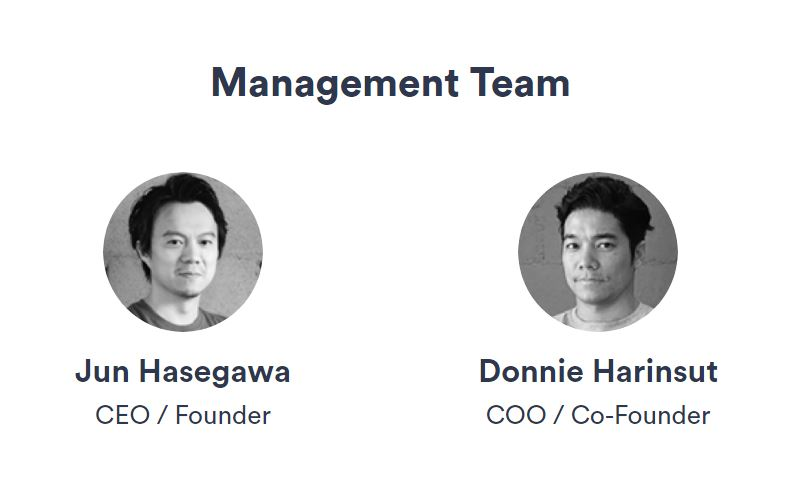 omisego management team